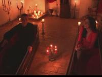 Experienta de neuitat pentru doi frati canadieni care au dormit de Halloween in Castelul Bran. Ce concurs au castigat