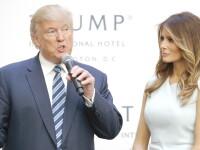 Incercarea lui Donald Trump de a castiga votul femeilor la alegeri. Republicanul si-a implicat sotia in campanie