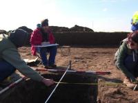 Mormantul vechi de 5.000 de ani, descoperit de arheologi in Prahova. Ce se afla langa ramasitele celor patru oameni