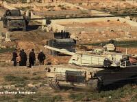 Groapa comuna cu 100 de cadavre decapitate descoperita langa Mosul, intr-un oras eliberat de sub controlul ISIS
