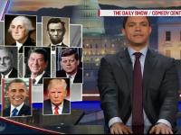 Donald Trump, tinta glumelor pentru realizatorii de talk-showuri din SUA.