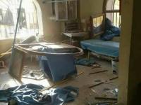 Noi bombardamente in Siria. Singurul spital din orasul Atareb a fost distrus. FOTO