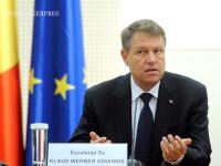 Presedintele Iohannis, de acord cu referendumul pentru