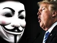 Hackerii de la Anonymous il ameninta pe Donald Trump: \