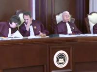 Imunitate sporita pentru judecatorii CCR. Comisia juridica din Camera Deputatilor a dat aviz favorabil proiectului