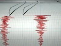 Cutremur cu magnitudinea de 3,1 în Vrancea, vineri dimineață