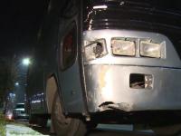 Accident mortal pe DN 61. Un pieton a fost izbit de un autobuz