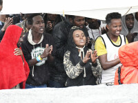 Autopsie: Cele 26 de tinere imigrante, descoperite moarte în Marea Mediterană, nu au fost abuzate, ci s-au înecat