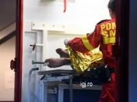 O femeie din Gorj a murit după ce s-a stropit cu gazolină și și-a dat foc