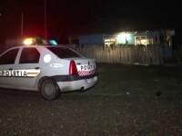 Un polițist a fost atacat cu toporul, după ce a fost chemat să aplaneze un conflict