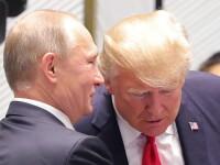 Donald Trump: Putin mi-a spus că nu s-a amestecat în alegeri și eu îl cred