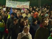 """Mii de oameni au protestat în țară față de guvernarea PSD. """"Dragnea, la nunta ta o să-ţi cânte DNA"""""""