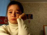Reacția unei fetițe de 10 ani după ce la o întâlnire organizată de ea nu s-a prezentat nimeni