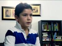 """Copiii geniali ai României. """"Am schimbat 3 școli pentru că nu eram înțeles de învățătoare"""""""