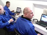 Deținuții din Timișoara, angajați la un call-center. Câți bani primesc