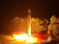 Coreea de Nord ar putea dezvolta o rachetă balistică capabilă să atingă teritoriul SUA