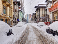 Iarna începe de marți, în jumătate de țară. Gazele și curentul se vor scumpi din nou