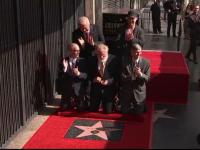 Actorul Nick Nolte, cu o carieră de cinci decenii, a primit o stea pe Walk of Fame