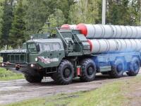Turcia așteaptă să primească de la Rusia două sisteme de rachete S-400