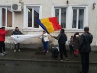 Mai mulți romi au protestat în Baia Mare, nemulțumiți de noile locuințe sociale