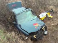 Greșeala comisă la volan de un tânăr de 19 ani. Impactul a făcut un mort și 3 răniți