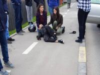 Deputat PSD, rănit într-un accident de motocicletă pe DN 73, în Argeş