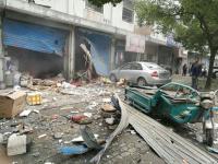 Explozie puternică în China: doi morți și zeci de răniți. Mai multe clădiri s-au prăbușit