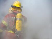 Autobuz cuprins de flăcări, în Franța. Trei tineri au suferi arsuri grave