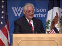 """Tillerson susține că implicarea Rusiei în alegerile americane este o formă de """"război hibrid"""""""