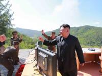 Racheta testată de Coreea de Nord ar putea lovi orice stat din SUA. Mesajul lui Kim Jong-un