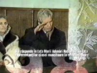 """""""100 de ani în 100 de zile"""". 1989 - anul revoluției sângeroase din România. Soții Ceaușescu, împușcați"""