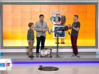 Lupte între roboți la iLikeIT. Cine a câștigat