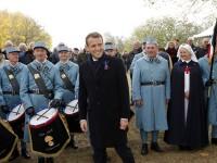 Macron vrea cât mai rapid o armată a UE.