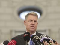Iohannis: M-am săturat de atâţia penali şi infractori în vârful politicii româneşti