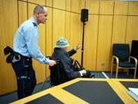 Reacția surprinzătoare a unui fost gardian nazist în sala de judecată