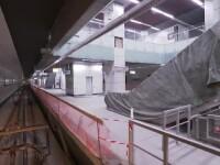 Lucrările la metroul Drumul Taberei, încetinite de lipsa finanțării. Reacția Metrorex