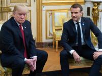 Vestele Galbene. Franța, iritată de reacțiile lui Donald Trump și Recep Erdogan