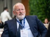 """Timmermans avertizează PSD: """"Asta este de neacceptat pentru familia mea politică"""""""