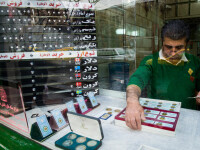 """Cine este """"Sultanul monedelor"""" executat prin spânzurare, în Iran"""