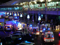 Șase persoane, condamnate la închisoare pe viață pentru atentatul de pe aeroportul Ataturk