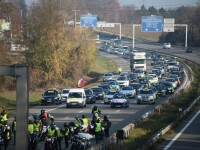 Protestatară ucisă de o şoferiţă, în Franţa. Cum s-a petrecut incidentul