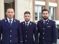 """Cine sunt polițiștii care l-au prins pe agresorul fetei din Alba Iulia. """"Au fost oripilați de ce au văzut"""""""