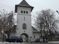 Scandal la Episcopia Huşilor. Contabilul instituţiei, suspectat că ar fi furat 30.000 de lei din cont