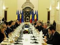Prânz organizat de Dăncilă în locul în care a fost depus trupul Regelui Mihai