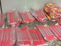 Droguri de peste jumătate de milion de euro, descoperite în bagajul unei turiste, pe Aeroportul din Otopeni