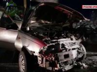 Șofer în comă, după o manevră greșită în trafic. Ce intenționa să facă