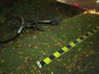 Bărbat găsit mort lângă bicicleta sa, în Dâmbovița. Cine l-a descoperit