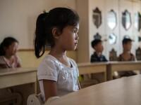 Copiii din Coreea de Nord, trimişi în vacanţe de muncă forţată. Trebuie să ucidă 3 iepuri