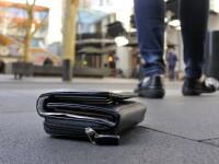 Cine e femeia care a pierdut un portofel cu 19.000 de euro, găsit de o tânără într-o parcare la Iași