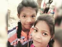 Pactul sinistru dintre două tinere. Selfie-ul găsit de poliție în telefoanele lor